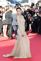 "Eva Longoria attends "" Le Passé "" premiere during the 66th Cannes Film Festival - Cannes"