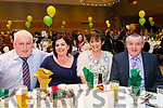 : <br /> <br /> <br /> <br /> Having a great night at the Kerry Camogie Dinner at ballyroe Heights Hotel,Tralee on Friday night Danny and kathleen Guerin,Teresa and Maurice O'Connor