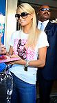 Paris Hilton.16 August 2007.Photo by Nina Prommer/Milestone Photo
