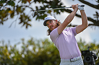 Tommy Fleetwood (ENG) watches his tee shot on 2 during round 3 of the Arnold Palmer Invitational at Bay Hill Golf Club, Bay Hill, Florida. 3/9/2019.<br /> Picture: Golffile | Ken Murray<br /> <br /> <br /> All photo usage must carry mandatory copyright credit (&copy; Golffile | Ken Murray)