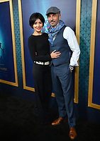 Shaun Toub &amp; Lorena Toub  at the Los Angeles premiere of &quot;The Shape of Water&quot; at the Academy of Motion Picture Arts &amp; Sciences, Beverly Hills, USA 15 Nov. 2017<br /> Picture: Paul Smith/Featureflash/SilverHub 0208 004 5359 sales@silverhubmedia.com