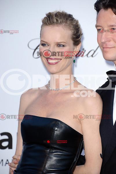 Eva Herzigova attending the amfAR Gala 2012 at the Hotel Cup du Eden-Rock in Cannes 24.05.2012. Credit:Timm/face to face / Mediapunchinc