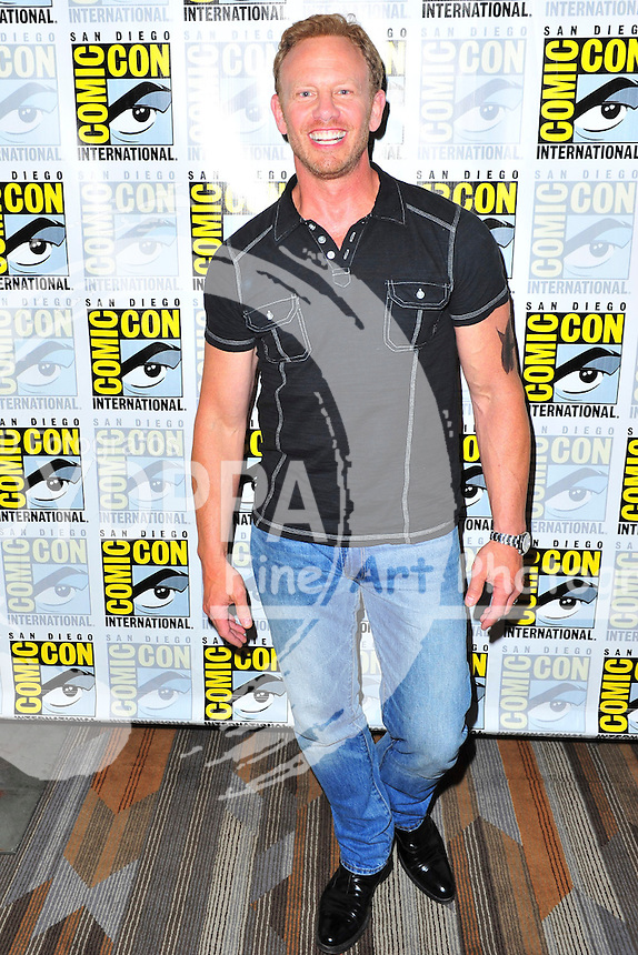 Ian Ziering beim Photocall zu 'Sharknado 3' auf der San Diego Comic-Con International 2015 im San Diego Convention Center. San Diego, 10.07.2015