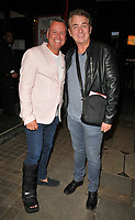 guest and Shane Richie at the &quot;Kinky Boots&quot; gala performance departures, Adelphi Theatre, The Strand, London, England, UK, on Tuesday 29 May 2018.<br /> CAP/CAN<br /> &copy;CAN/Capital Pictures