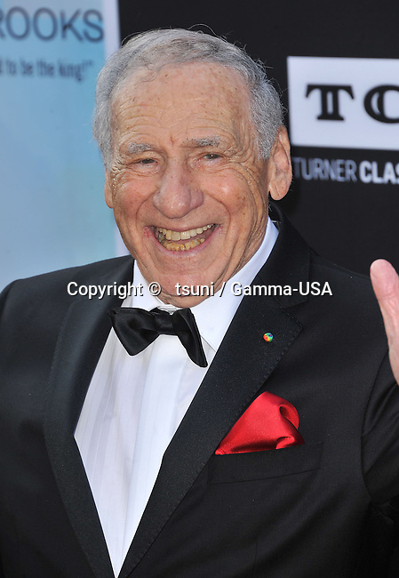 Mel Brooks,<br />  Mel Brooks Honored With American Film Institute Life Achievement Awards at the Dolby Theatre in Los Angeles.