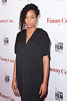 Corinne Bailey Rae at the London Film Festival 2017 screening of &quot;Funny Cow&quot; at the Vue West End, Leicester Square, London, UK. <br /> 09 October  2017<br /> Picture: Steve Vas/Featureflash/SilverHub 0208 004 5359 sales@silverhubmedia.com