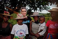 Katy Perry on humanitarian trip with UNICEF in Madagascar