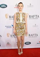 04 January 2020 - Beverly Hills, California - Saoirse Ronan. The 2020 BAFTA Los Angeles Tea Party held at Four Seasons Los Angeles . Photo Credit: Birdie Thompson/AdMedia