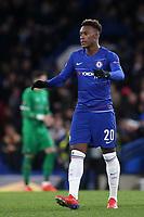 Callum Hudson-Odoi of Chelsea during Chelsea vs Dynamo Kiev, UEFA Europa League Football at Stamford Bridge on 7th March 2019