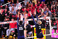 NCAA Volleyball - Maryland Terrapins vs. Penn State Nittany Lions<br /> <br /> Copyright Alan P. Santos