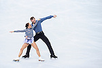 Maylin Wende and Daniel Wende of Germany<br />  compete in the Figure Skating Pairs Short Program during the 2014 Sochi Olympic Winter Games at Iceberg Skating Palace on February 6, 2014 in Sochi, Russia. Photo by Victor Fraile / Power Sport Images