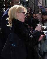 www.acepixs.com<br /> <br /> March 13 2017, New York City<br /> <br /> Actress Gillian Anderson made an appearance at AOL Build on March 13 2017 in New York City<br /> <br /> By Line: Curtis Means/ACE Pictures<br /> <br /> <br /> ACE Pictures Inc<br /> Tel: 6467670430<br /> Email: info@acepixs.com<br /> www.acepixs.com