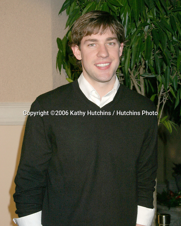 John Krasinski.NBC TCA Press Tour Party.Pasadena Ritz Carlton Hotel.Padadena, CA.January 22, 2006.©2006 Kathy Hutchins / Hutchins Photo....