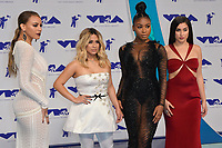 Fifth Harmony at the 2017 MTV Video Music Awards at The &quot;Fabulous&quot; Forum, Los Angeles, USA 27 Aug. 2017<br /> Picture: Paul Smith/Featureflash/SilverHub 0208 004 5359 sales@silverhubmedia.com