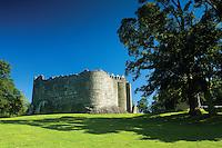 Dunstaffnage Castle, near Oban, Argyll & Bute