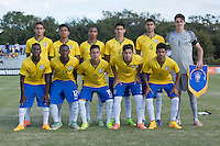 2014 Nike Friendlies England U-17 vs Brazil, November 30, 2014