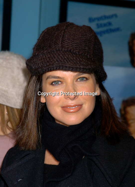 "Jules Asner..at a Special Screening of ""Stuck On You"" at the Chelsea ..West Theatre on December 8,2003.    Photo by Robin Platzer, Twin Images"
