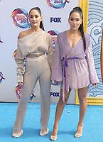 11 August 2019 - Hermosa Beach, California - Nikki Bella, Brie Bella, The Bella Twins . FOX's Teen Choice Awards 2019 held at Hermosa Beach Pier. <br /> CAP/ADM/PMA<br /> ©PMA/ADM/Capital Pictures