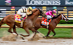May 4, 2019 : #20 Country House, ridden by Flavien Prat, wins the 145th Kentucky Derby based on a jockey's objection on Kentucky Derby Day at Churchill Downs on May 4, 2019 in Louisville, Kentucky. Sydney Serio/Eclipse Sportswire/CSM