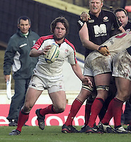 2005/06, Heineken Cup, 4th Rd, Saracens vs Ulster,  Isaac BossVicarage Road, ENGLAND   © Peter Spurrier/Intersport Images - email images@intersport-images..
