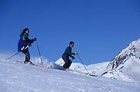 Europe/France/Languedoc-Roussillon/66/Pyrénées-Orientales/Les Angles: Ski alpin (AUTORISATION N°47-48)