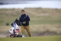 Gary Collins (Rosslare) during the first round of matchplay at the 2018 West of Ireland, in Co Sligo Golf Club, Rosses Point, Sligo, Co Sligo, Ireland. 01/04/2018.<br /> Picture: Golffile | Fran Caffrey<br /> <br /> <br /> All photo usage must carry mandatory copyright credit (&copy; Golffile | Fran Caffrey)