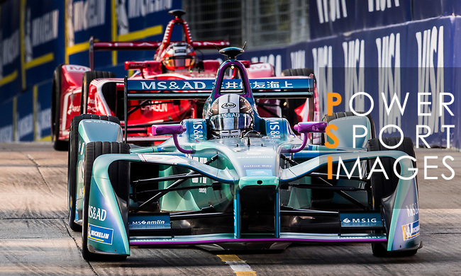 Kamui Kobayashi of Japan from MS & AD Andretti Formula E competes during the FIA Formula E Hong Kong E-Prix Round 2 at the Central Harbourfront Circuit on 03 December 2017 in Hong Kong, Hong Kong. Photo by Victor Fraile / Power Sport Images