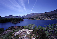 The Upper Lake in Killarney<br /> Photo Don MacMonagle<br /> e: info@macmonagle.com