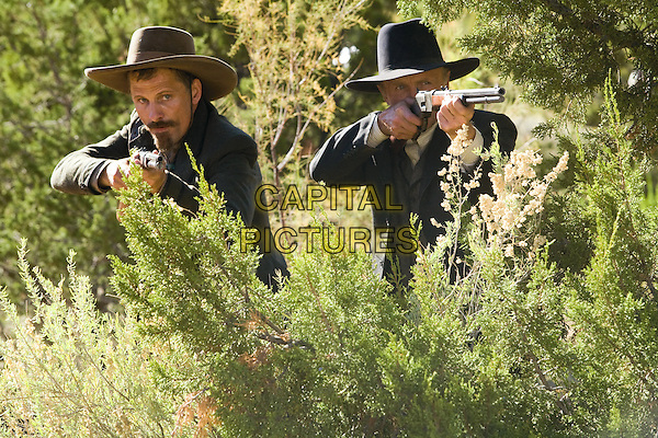 Appaloosa (2008) <br /> Viggo Mortensen, Ed Harris<br /> *Filmstill - Editorial Use Only*<br /> CAP/KFS<br /> Image supplied by Capital Pictures