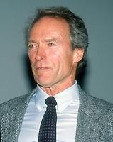 Clint Eastwood 1988<br /> Photo By John Barrett/PHOTOlink