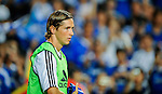 Fernanto Torres of Chelsea look before the Asia Trophy Final match against Aston Villa at the Hong Kong Stadium on July 30, 2011 in So Kon Po, Hong Kong. Photo by Victor Fraile / The Power of Sport Images