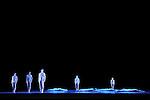 TROISIEME SYMPHONIE DE GUSTAV MAHLER....Choregraphie : NEUMEIER John..Decor : NEUMEIER John..Lumiere : NEUMEIER John..Avec :..LE RICHE Nicolas..BELINGARD Jeremie..BULLION Stephane..CARBONE Alessio..DUQUENNE Christophe..PAQUETTE Karl..Lieu : Opera Bastille..Ville : Paris..Le : 11 03 2009..© Laurent PAILLIER / photosdedanse.com