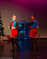 The Cecil Dance Theatre Presents A Holiday Enchantment - These are images from the Second Rehearsal Show Run