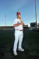 Mar 01, 2010; Jupiter, FL, USA; St. Louis Cardinals  catcher Bryan Anderson (67) during  photoday at Roger Dean Stadium. Mandatory Credit: Tomasso De Rosa/ Four Seam Images