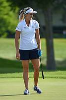 Lexi Thompson (USA) barely misses her birdie putt on 11 during the round 1 of the KPMG Women's PGA Championship, Hazeltine National, Chaska, Minnesota, USA. 6/20/2019.<br /> Picture: Golffile | Ken Murray<br /> <br /> <br /> All photo usage must carry mandatory copyright credit (© Golffile | Ken Murray)
