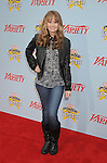 "HOLLYWOOD, CA. - December 05: Debbie Ryan arrives at Variety's 3rd annual ""Power of Youth"" event held at Paramount Studios on December 5, 2009 in Los Angeles, California."