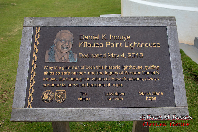 National Park Sign Kilauea Point