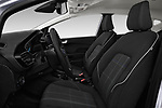 Front seat view of 2017 Ford Fiesta Business-Class 5 Door Hatchback Front Seat  car photos