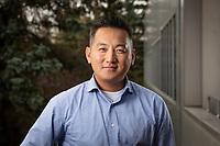 KeyBank Scholarship recipient, UAA Accounting Junior Frank Woo.