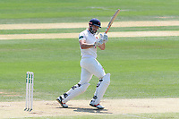 Nick Browne hits four runs for Essex during Essex CCC vs Warwickshire CCC, Specsavers County Championship Division 1 Cricket at The Cloudfm County Ground on 19th June 2017
