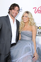 Mike Fisher and Carrie Underwood at the 2012 Billboard Music Awards held at the MGM Grand Garden Arena on May 20, 2012 in Las Vegas, Nevada. © mpi28/MediaPUnch Inc.