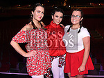 Ciara Moroney, Sophie Barry and Cliona Walsh who took part in the Strictly Come Dancing in aid of SOSAD. Photo:Colin Bell/pressphotos.ie