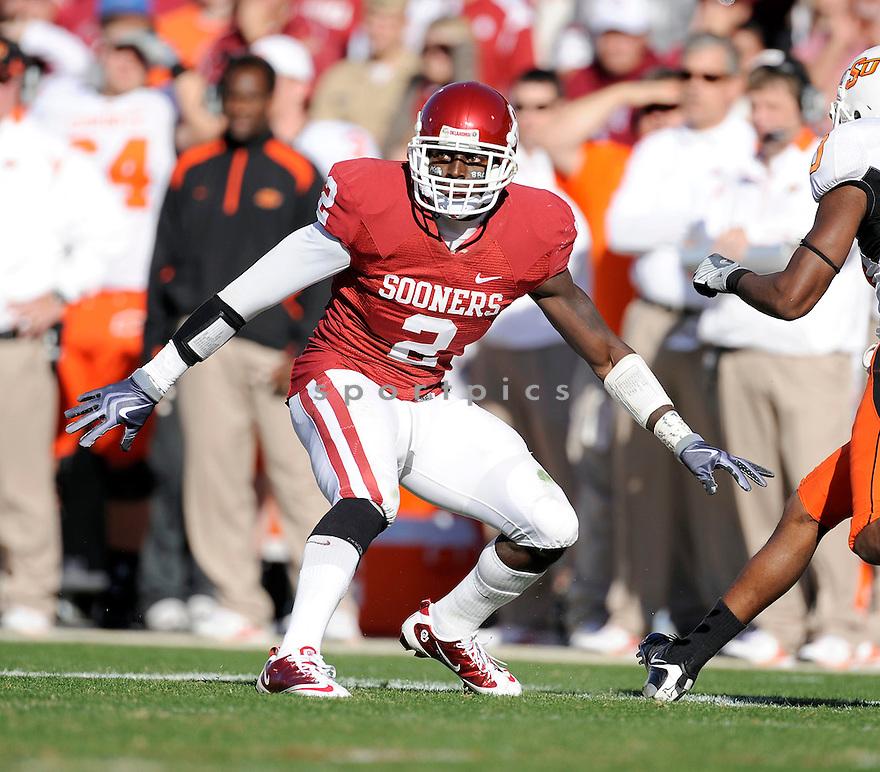 Brian Jackson(2) / Oklahoma Sooners
