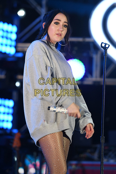 MIAMI BEACH , FL - JUNE 10: Noah Cyrus performs during the iHeart Summer 17 concert at the Fontainebleau on June 10, 2017 in Miami Beach, Florida. <br /> CAP/MPI04<br /> &copy;MPI04/Capital Pictures