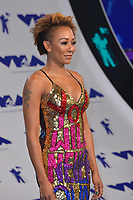 Mel B at the 2017 MTV Video Music Awards at The &quot;Fabulous&quot; Forum, Los Angeles, USA 27 Aug. 2017<br /> Picture: Paul Smith/Featureflash/SilverHub 0208 004 5359 sales@silverhubmedia.com