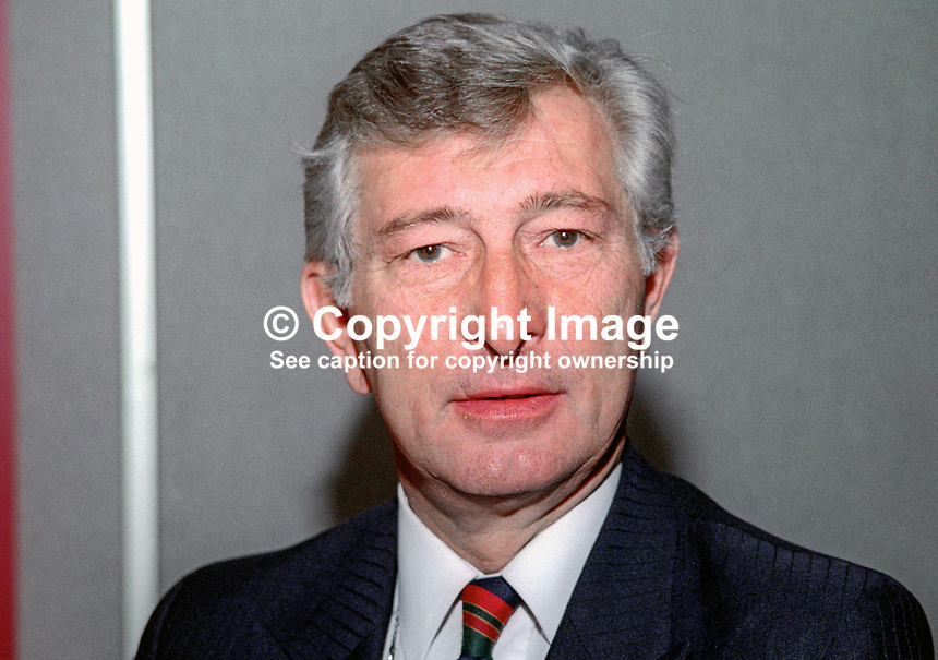Roger Stott, MP, Labour Party, UK, 199710016<br />
