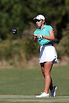 16 October 2016: Michigan State's Carolyn Markley. The Final Round of the 2016 Ruth's Chris Tar Heel Invitational NCAA Women's Golf Tournament hosted by the University of North Carolina Tar Heels was held at the UNC Finley Golf Club in Chapel Hill, North Carolina.