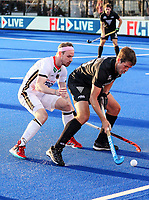 Marcus Child. Pro League Hockey, Vantage Blacksticks v Germany. Nga Puna Wai Hockey Stadium, Christchurch, New Zealand. Friday 15th February 2019. Photo: Simon Watts/Hockey NZ