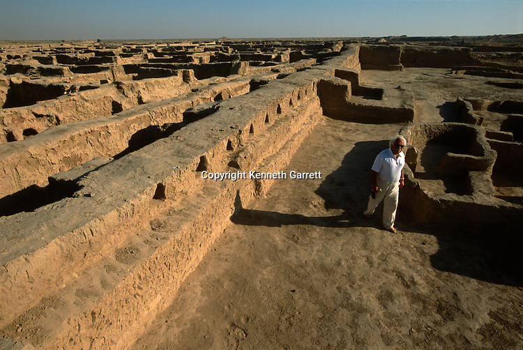 Fortress wall with shooting holes; Oxus Civilization; Turkmenistan; Gonor Depe site; Victor Sarianidi; Archaeology; BMAC complex