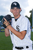 Brent DeFoor #8 of the Bristol Sox  at DeVault Memorial Stadium June 26, 2009 in Bristol, Virginia. (Photo by Brian Westerholt / Four Seam Images)